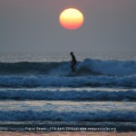 Sunset & Surf – Fistral Beach, Newquay 17/4/2011 thumbnail