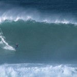 Big wave surfing video at the Cribbar Newquay thumbnail
